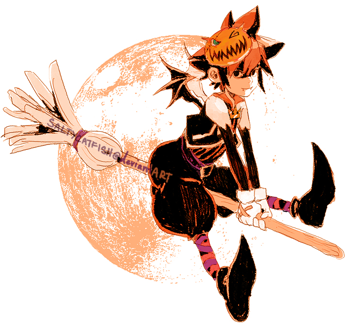 Kh Halloween Town Sora By Saltycatfish Kingdom Hearts Characters Halloween Town Sora Kingdom Hearts