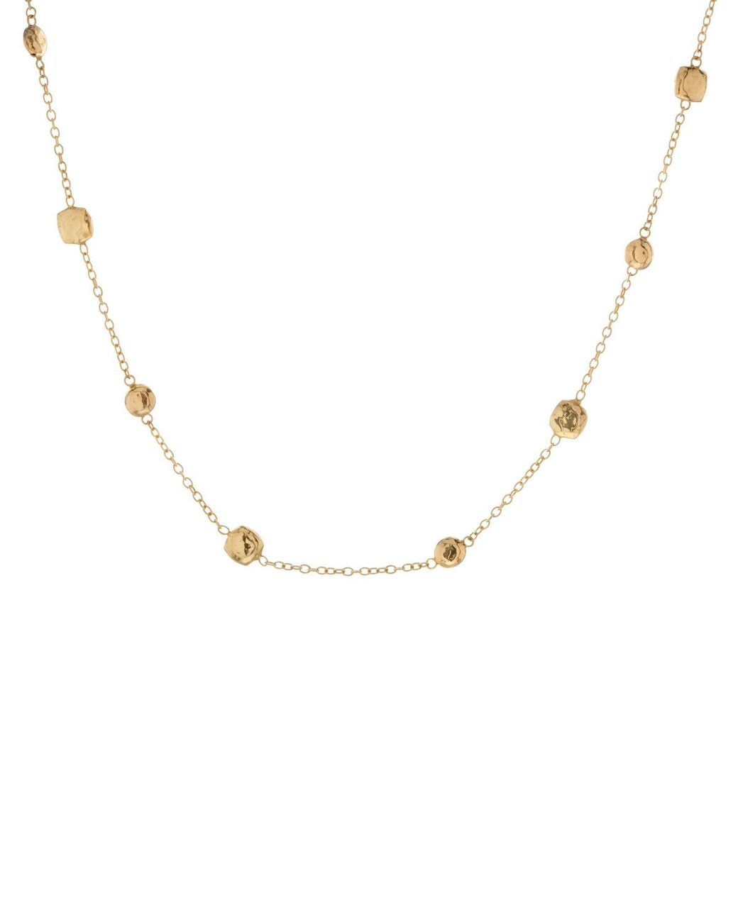 Ippolita Glamazon Gold-Station Necklace FpZzXlfhLb