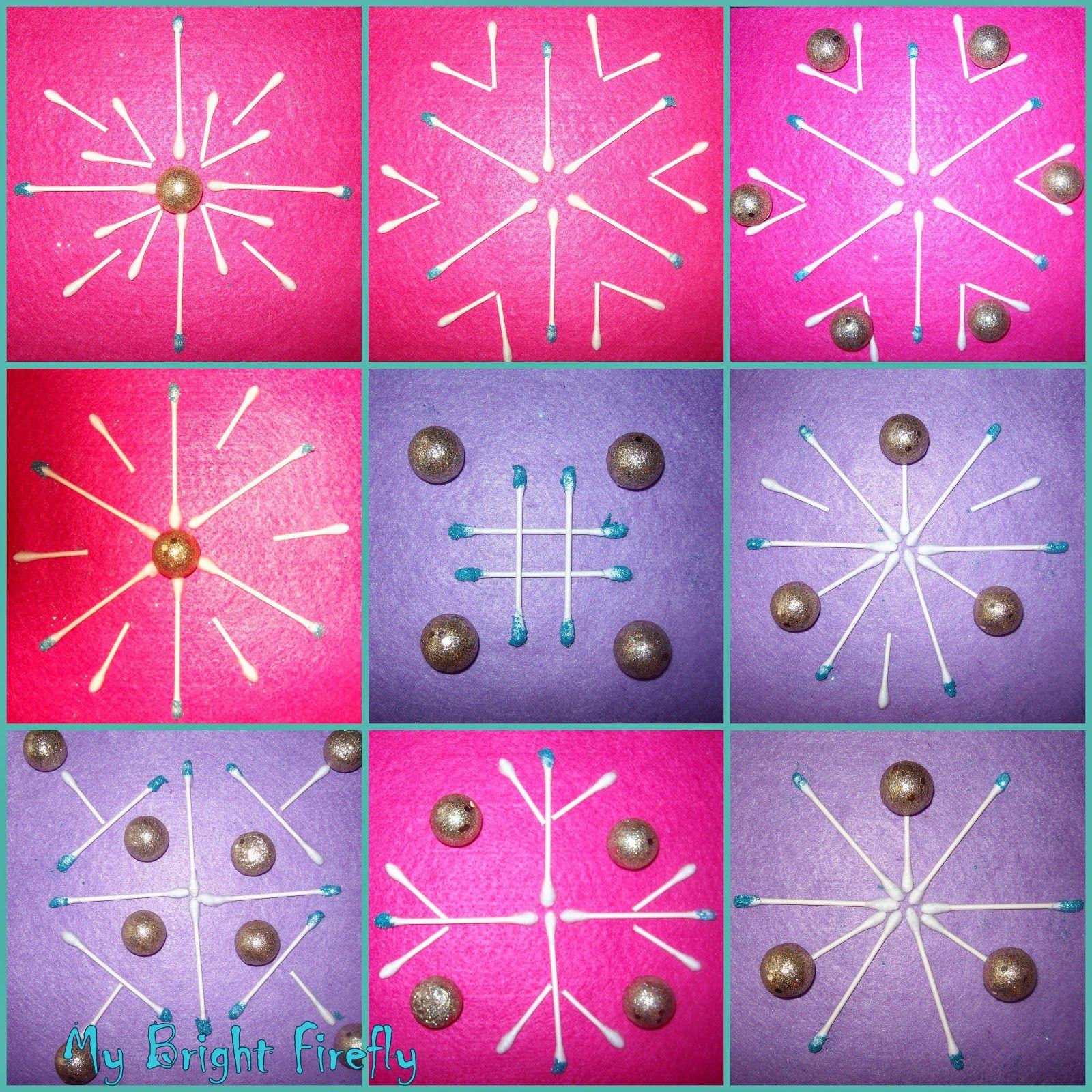 21 Gorgeous Snowflake Ideas