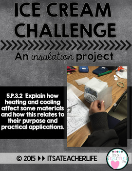 Heat Transfer Project Ice Cream Challenge An Insulation Project Ice Cream Challenge Insulation Debt Relief Companies