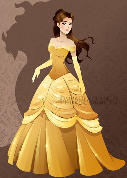Tale as old as time. by paufranco.deviantart.com on @DeviantArt