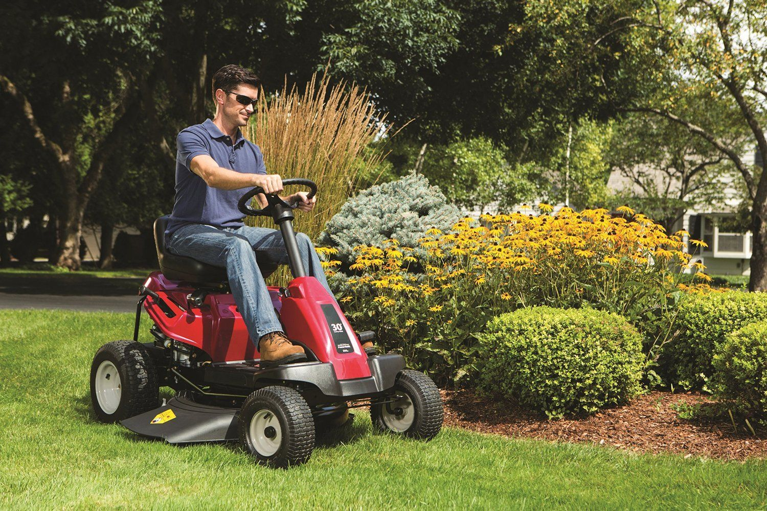 Find the best lawn mower in our lawn mower reviews