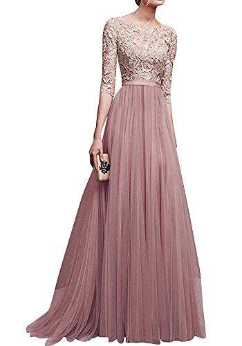 Vestidos largos de mujer para bodas