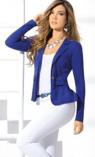 Catalogo de chaquetas para mujer