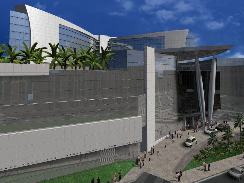 EN CONSTRUCCION !  Centro Comercial Galas Plaza VALENCIA VENEZUELA