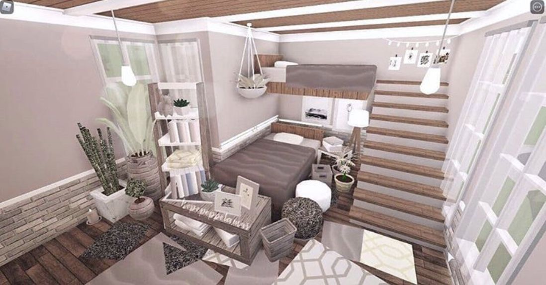 Twin Bedroom Not Mine 3 House Decorating Ideas Apartments Bedroom House Plans Tiny House Layout Twin bedroom ideas bloxburg