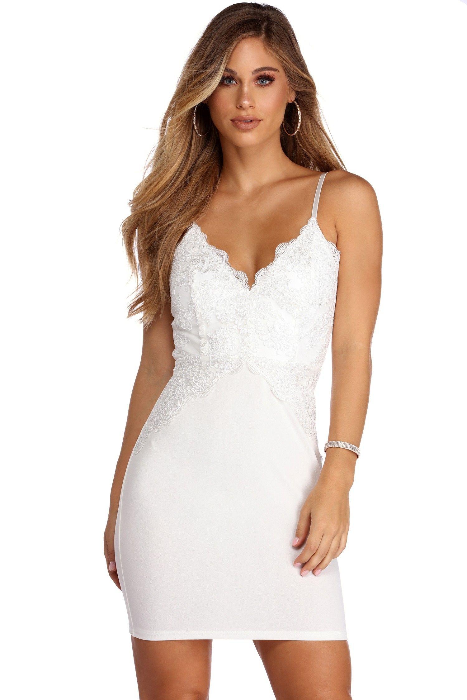f2e33f40f98 FINAL SALE- Slip Into Sexy Dress