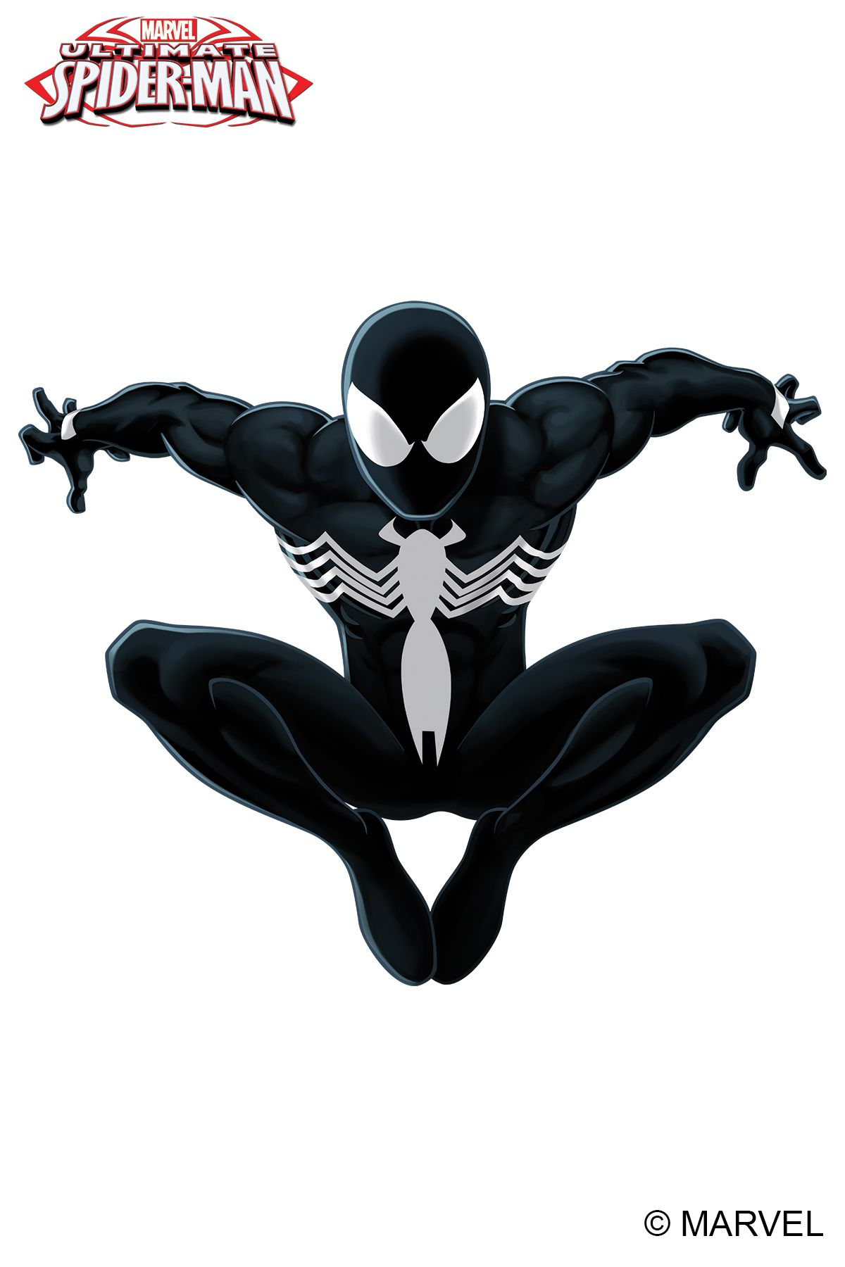 70e0b40c7 Black Suit Spider-Man MARVEL Ultimate Spider-Man #galacticink  #premiumtemporarytattoo #blacksuitspiderman #spiderman #ultimatespiderman