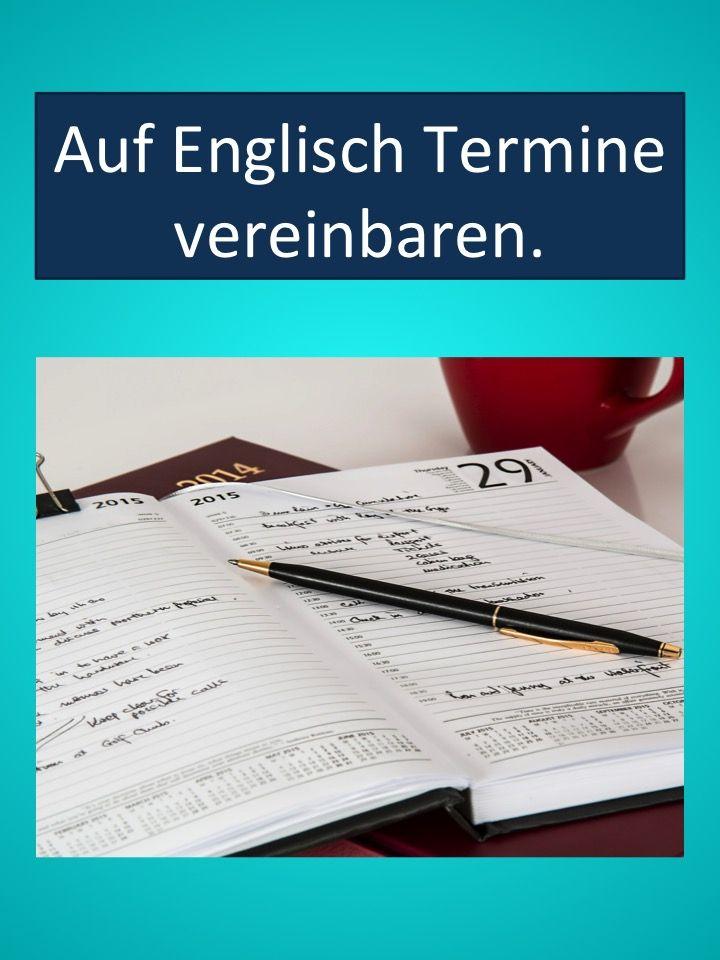 Anzeichen Englisch