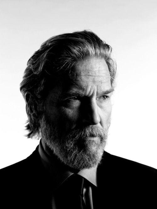 Ravageurs have beards. | Jeff Bridges by Michael Muller ...