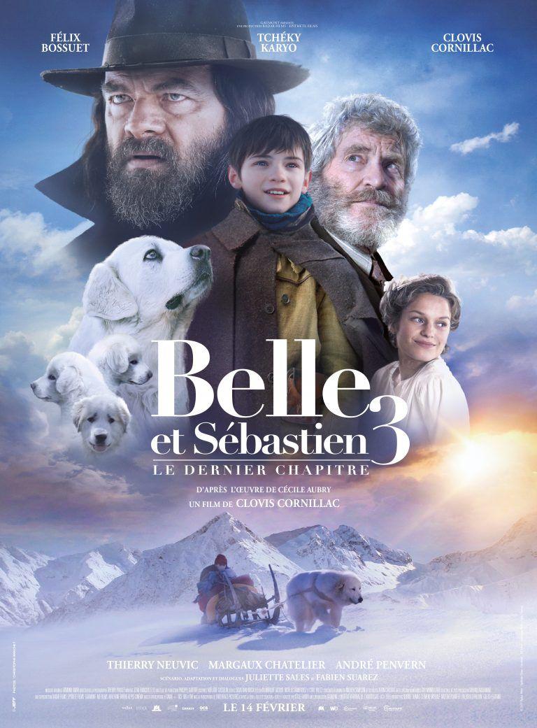 Jeu Concours Belle Et Sebastien 3 Des Films Et Des Mots Amici Per Sempre Film Completi Guardare Film