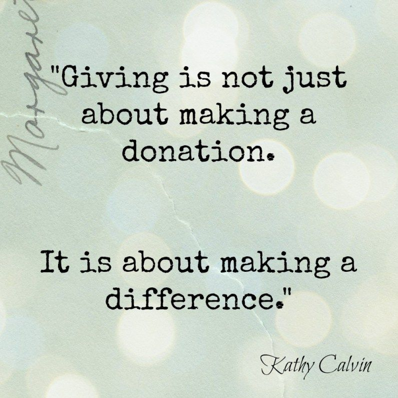 YWCA RSVP Appreciates Our Volunteers Sayings Pinterest Fascinating Quotes About Donating