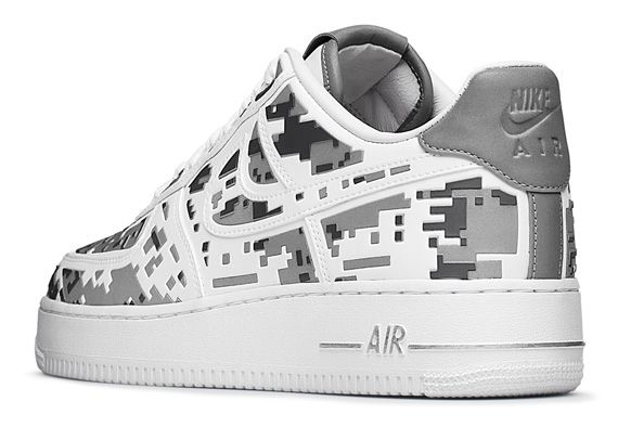 1fa1331ba0886 ... cheap tomorrow marks the release of the nike air force one low high  frequency digital camouflage