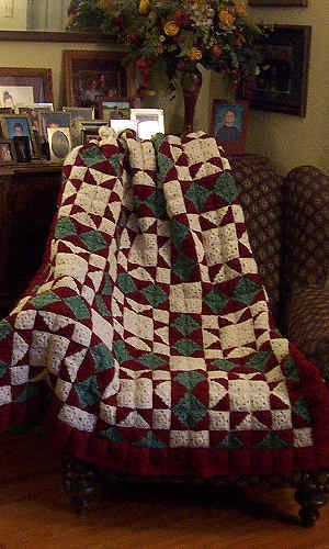 Roundabout Quilt Colours Crochet 1 Pinterest Free Pattern