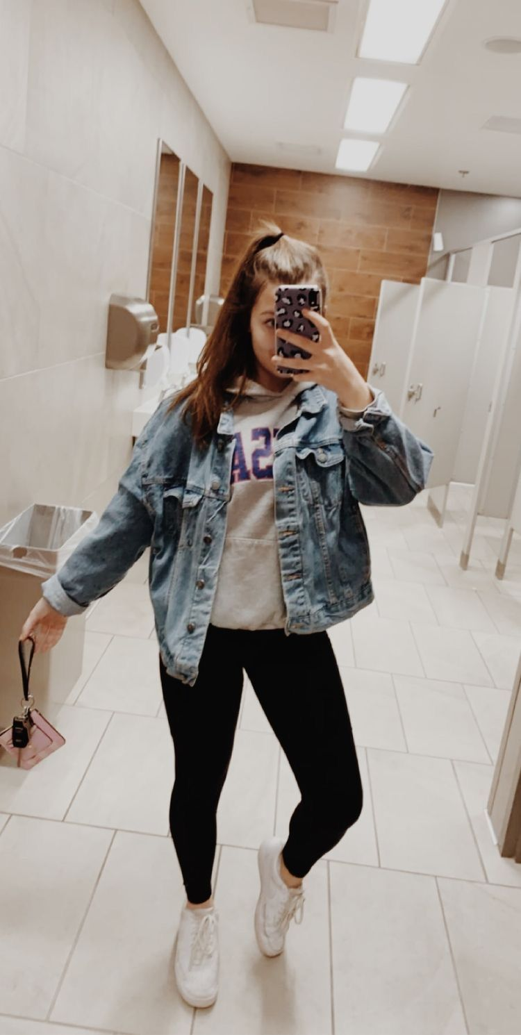 ☆pinterest // @macywillcutt☆ in 18  Casual school outfits