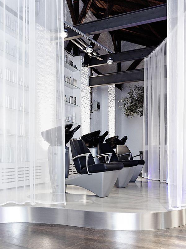 Awesome Schneideraum Friseursalon | HOLON ARCHITECTURE