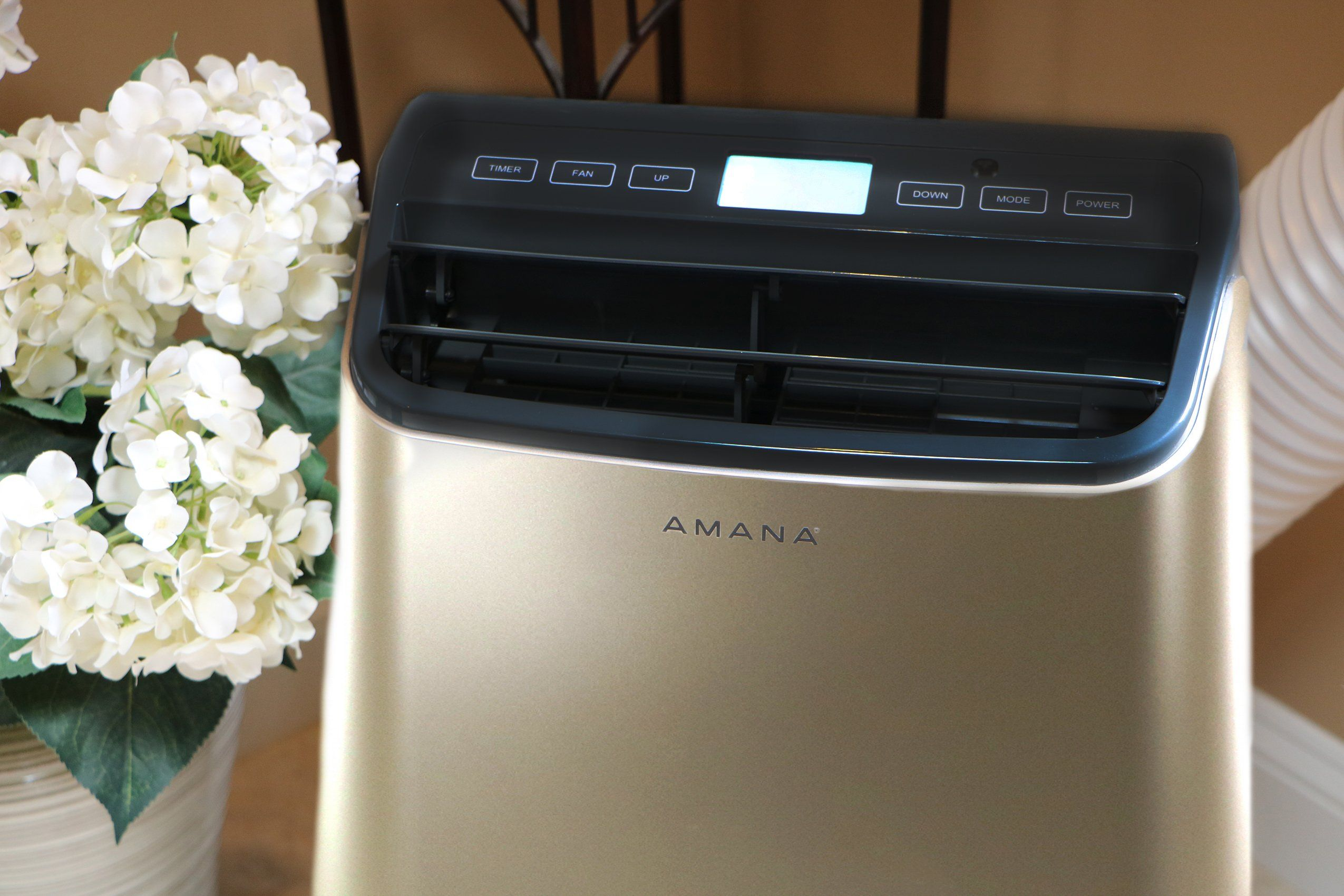 Amana AMAP101AD Portable Air Conditioner with Remote