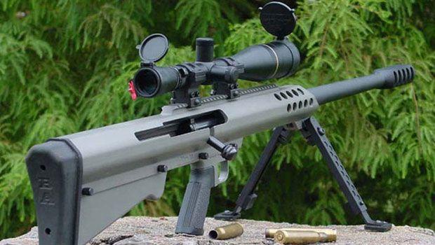 Bluegrass Armory VIPER XL50 BMG