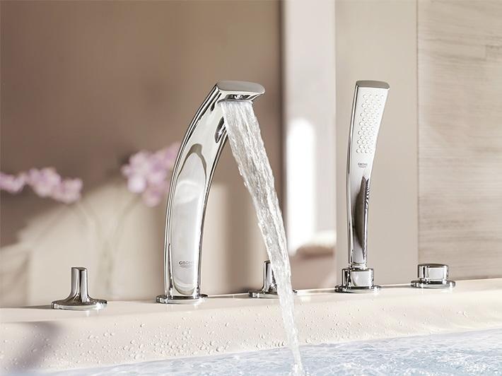 Designtrends in de badkamer - Voor je badkamer | GROHE - Badkamer ...