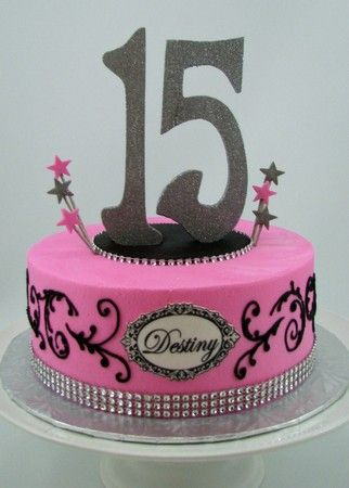 Sweetiesdelights Birthdays Year Sweet Cakes Quince Ideas Jpg 322x450 Cake 15 Birthday