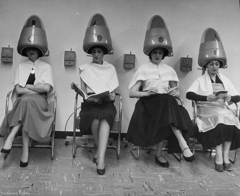 1950 S Hair Salon Vintage Hair Dryer Vintage Beauty Salon Vintage Hair Salons