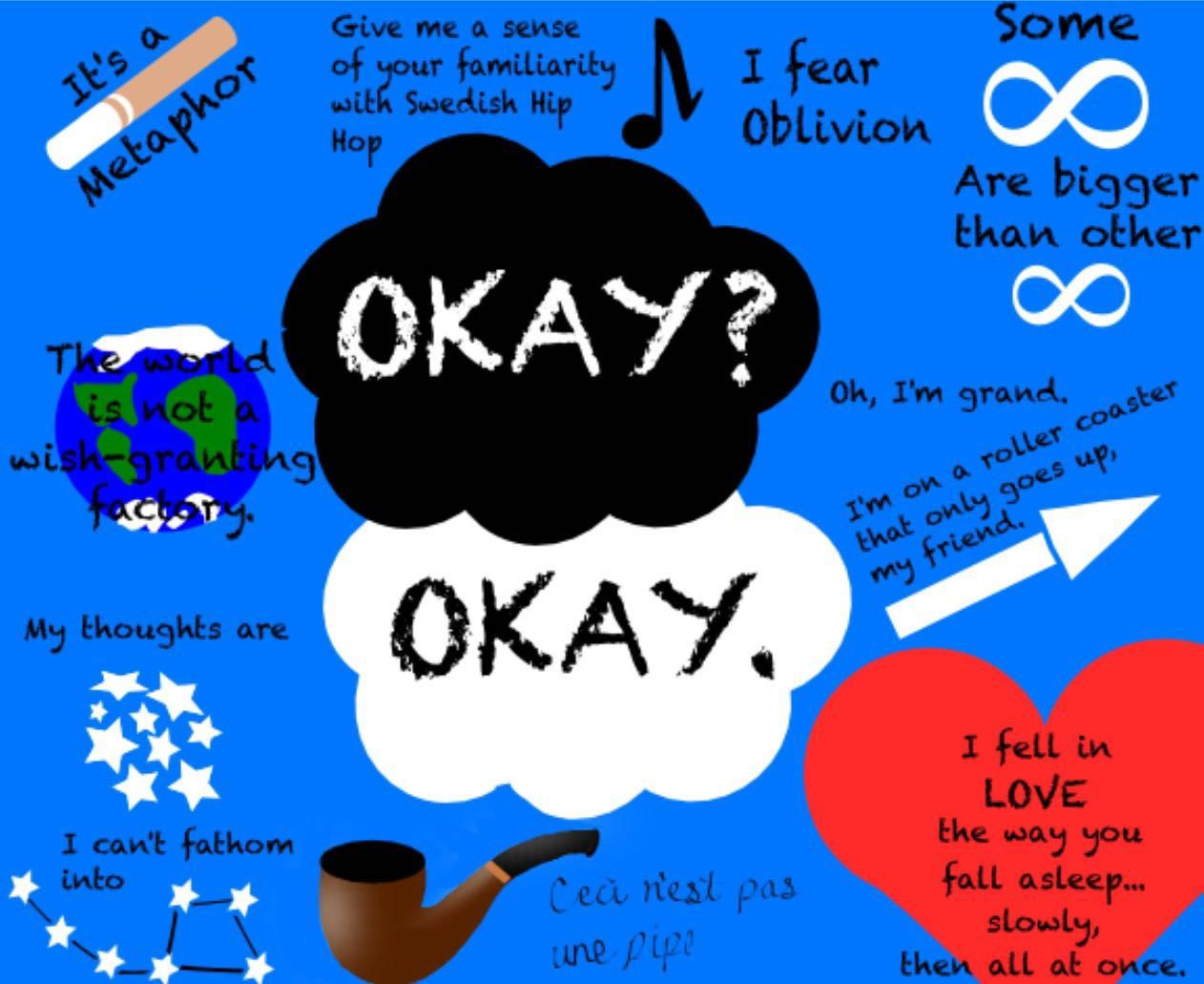 The Fault In Our Stars Wallpapers The Fault In Our Stars The