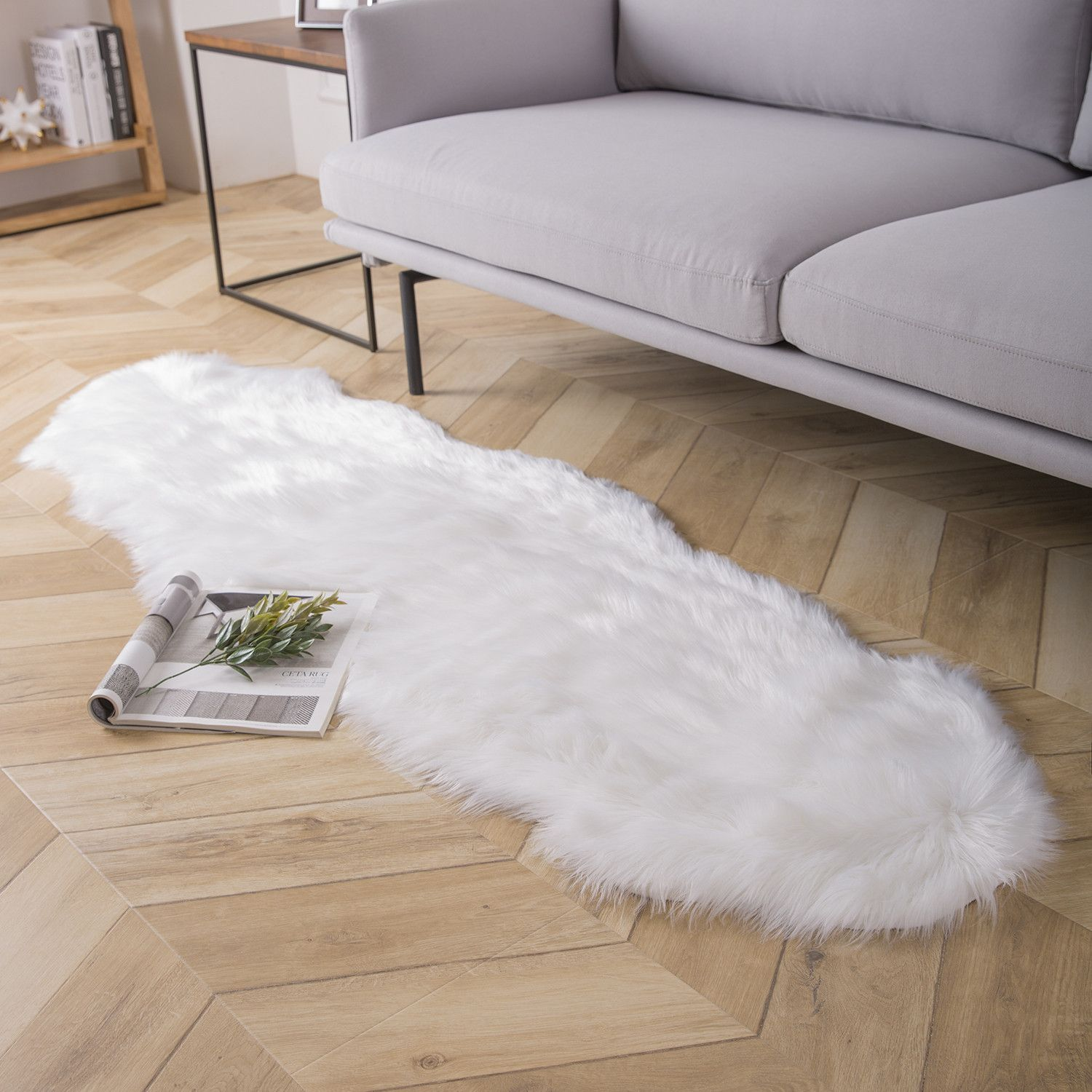 Home In 2020 Area Rugs Indoor Area Rugs Faux Fur Area Rug