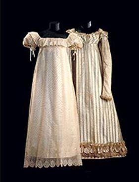 1810 day dresses