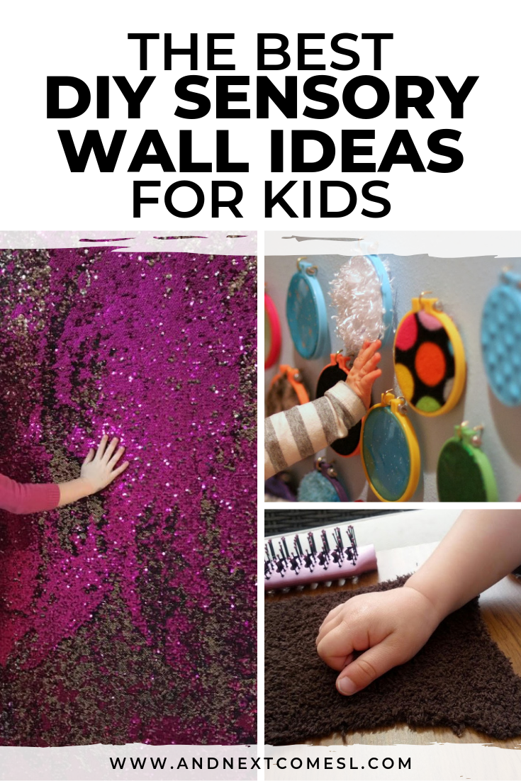 10 Amazing DIY Sensory Wall Ideas for Kids Who Love to
