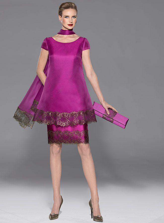 Teresa Ripoll vestidos de Fiesta | patrón blusa | Pinterest ...