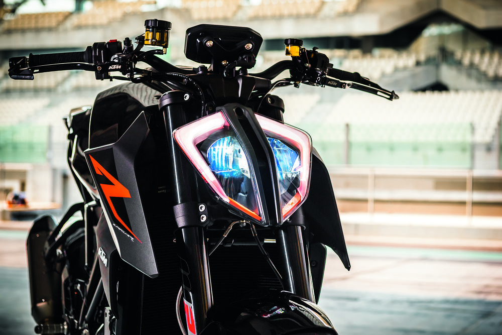 At The EICMA Show, KTM Unveiled The Updated 2017 1290 Super Duke R. In  Other Words: The Fastest Naked Bike The Company Has Produced To Date.