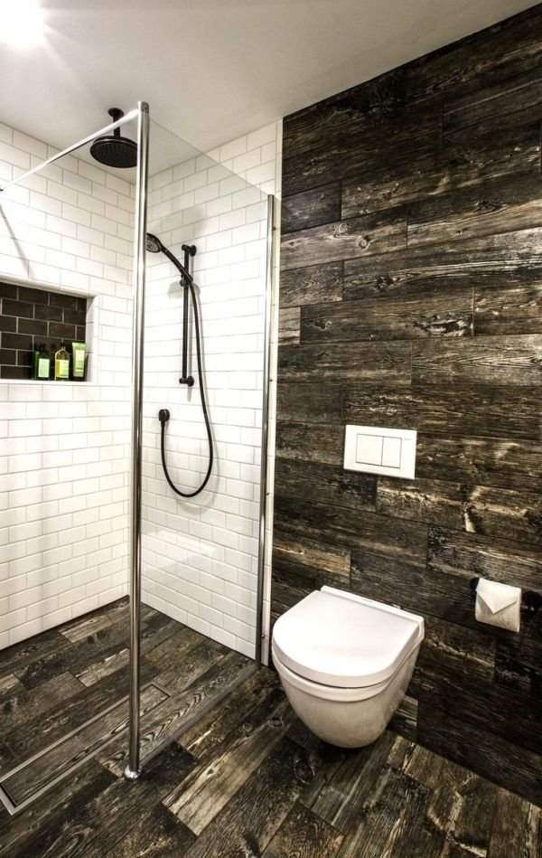 ... Non Traditional Style Toilet, Glass Shower, Rain Showerhead, Bathroom  Ideas, Bathroom Remodel, Love The Tile And The Nook In The Shower. Maximize  The ...