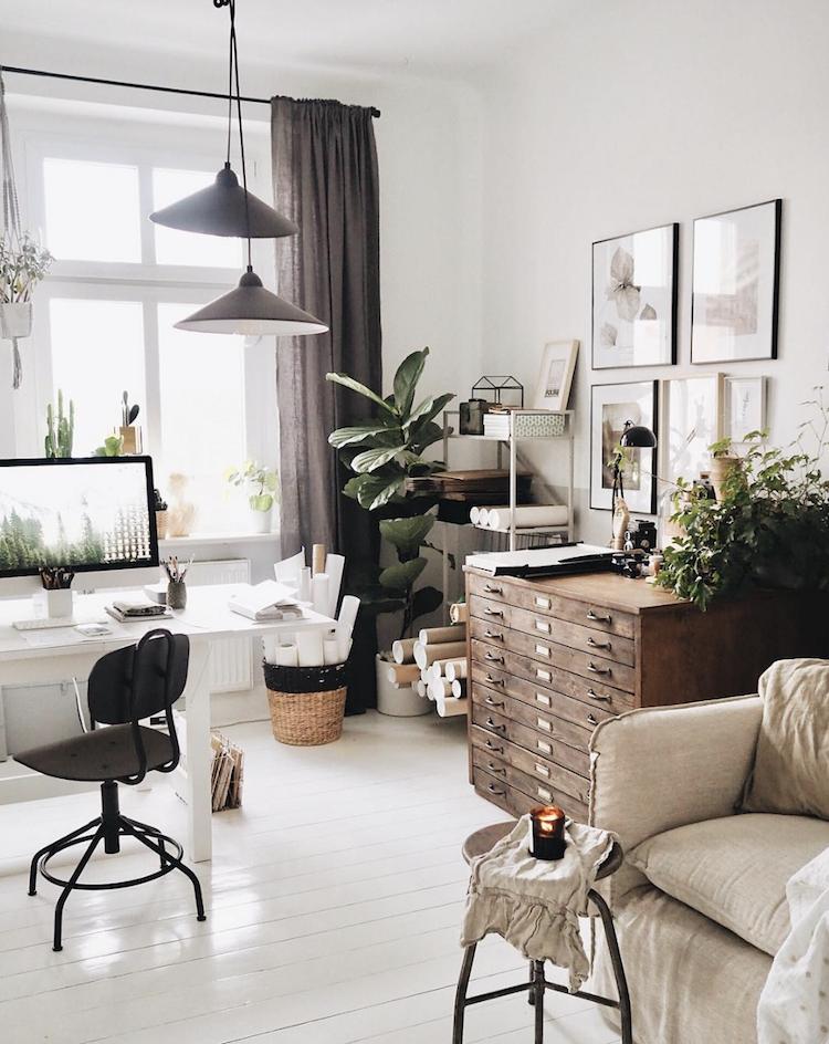 Весенние перемены в доме уютный минимализм от Margo