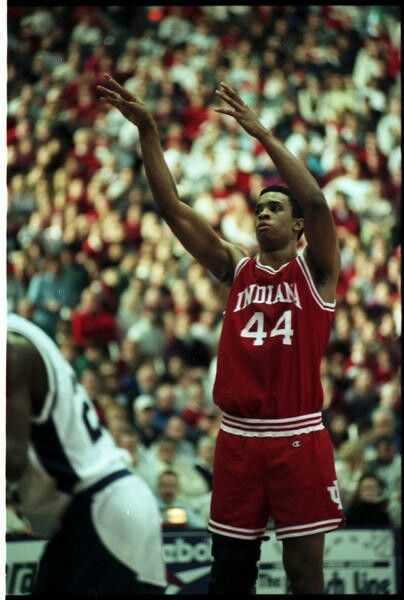 Iu Basketball Any More Recognizable Warm Ups In Sports Indiana Hoosiers Indiana University Indiana Hoosiers Basketball