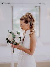 Hotel zur Bleiche Hochzeit – Hochzeitsfotograf Spreewald  natürliche Braut Fris…