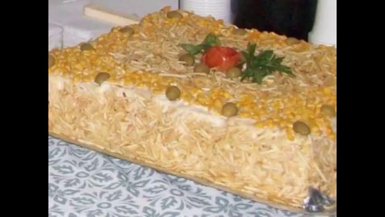 Torta Salgada Para 200 Pessoas Receita Com Imagens Receita