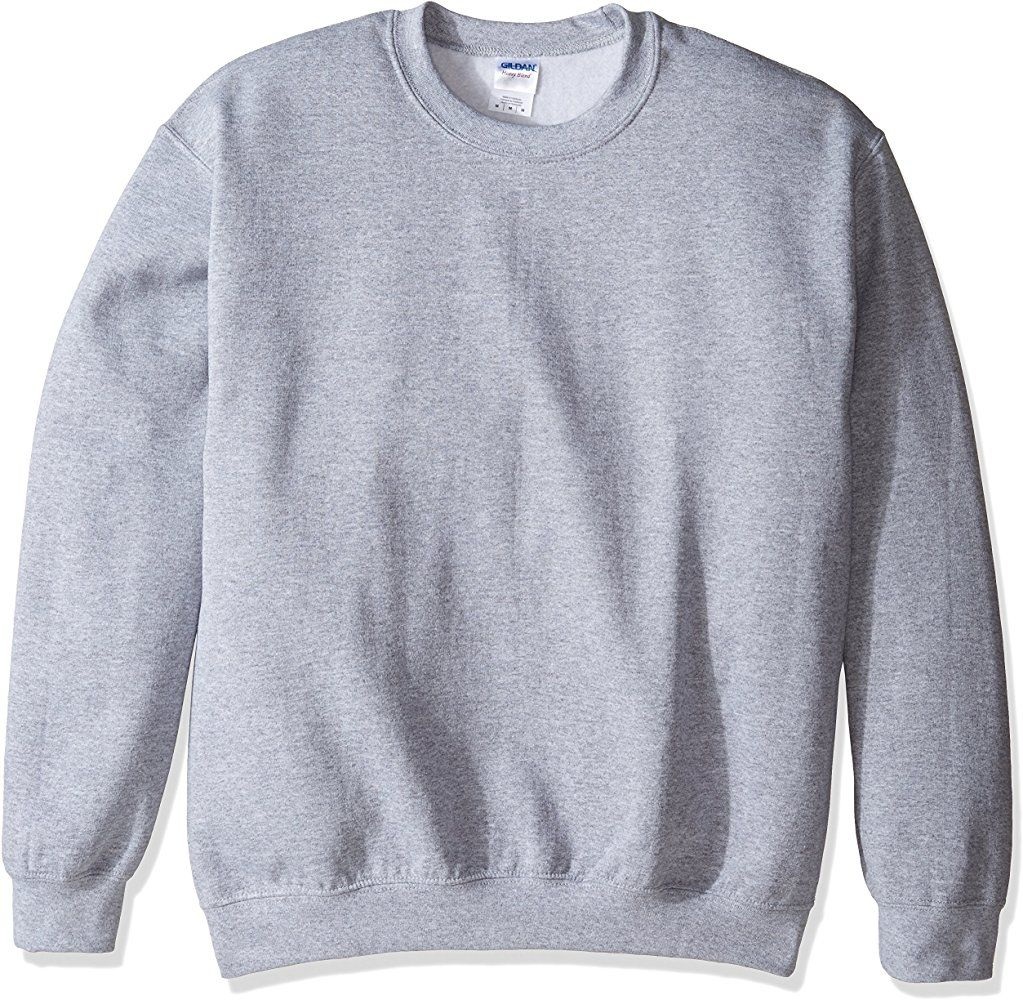 Gildan Men S Fleece Crewneck Sweatshirt Sport Grey Medium Amazon Ca Clothing Accessories Crew Neck Sweatshirt Mens Fleece Sweatshirts [ 1000 x 1023 Pixel ]