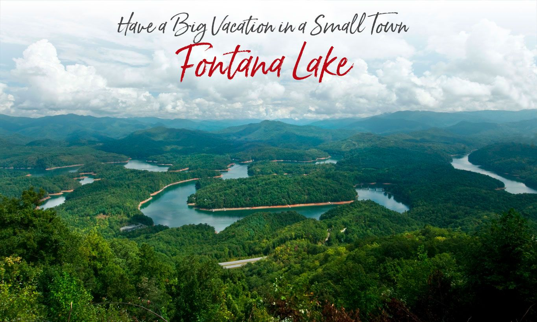 Fontana lake boating fishing marinas fishing guides