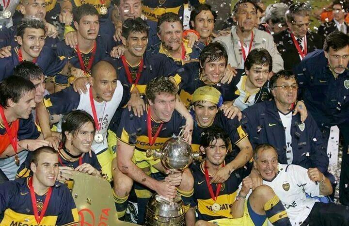 Boca Juniors campeon de la Copa Libertadores 2007 (con imágenes) | Club  atlético boca juniors, Boca juniors, Campeones