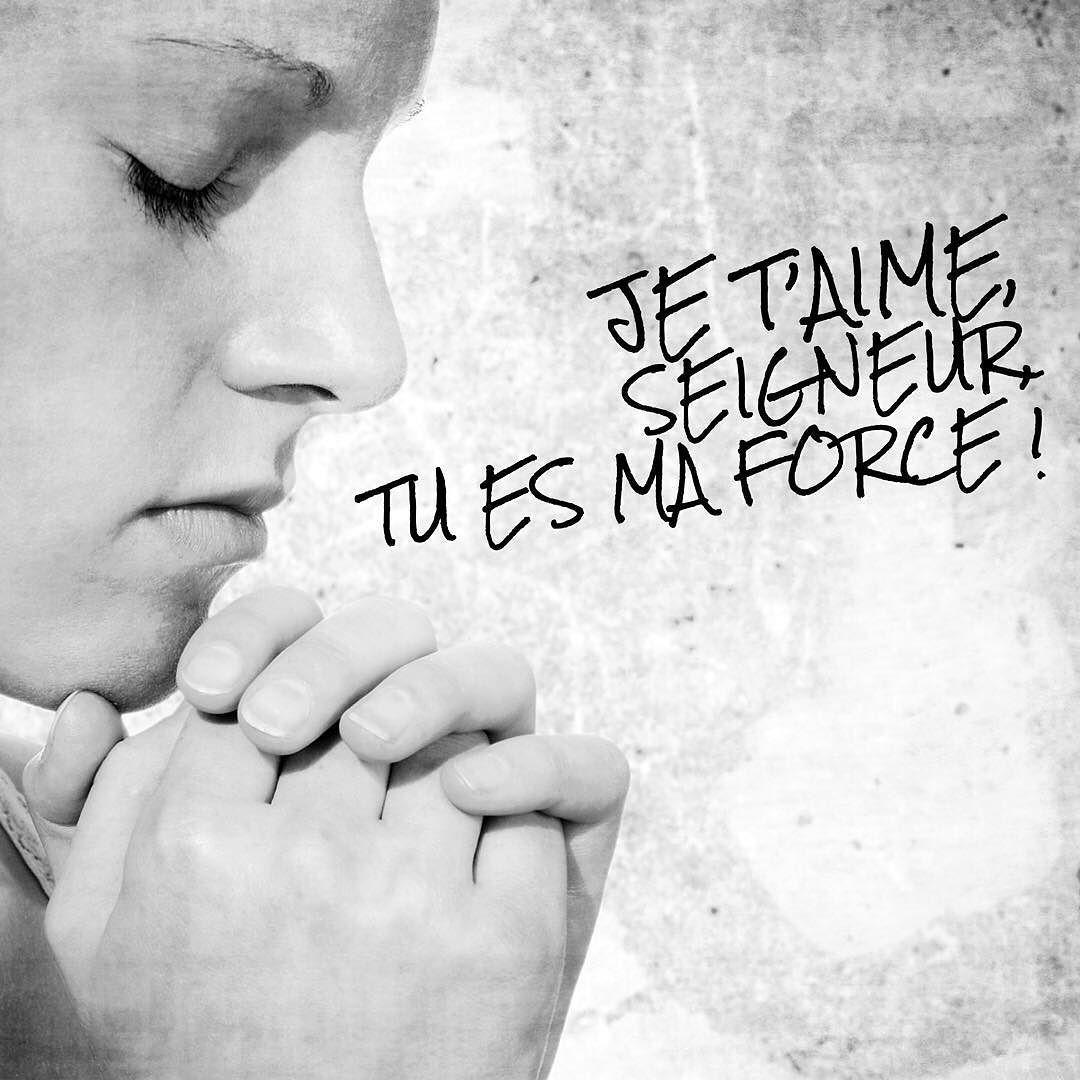 Extrêmement Psaumes 18:2 #Psaume #Amour #Dieu #Seigneur #verset #versetdujour  PM89