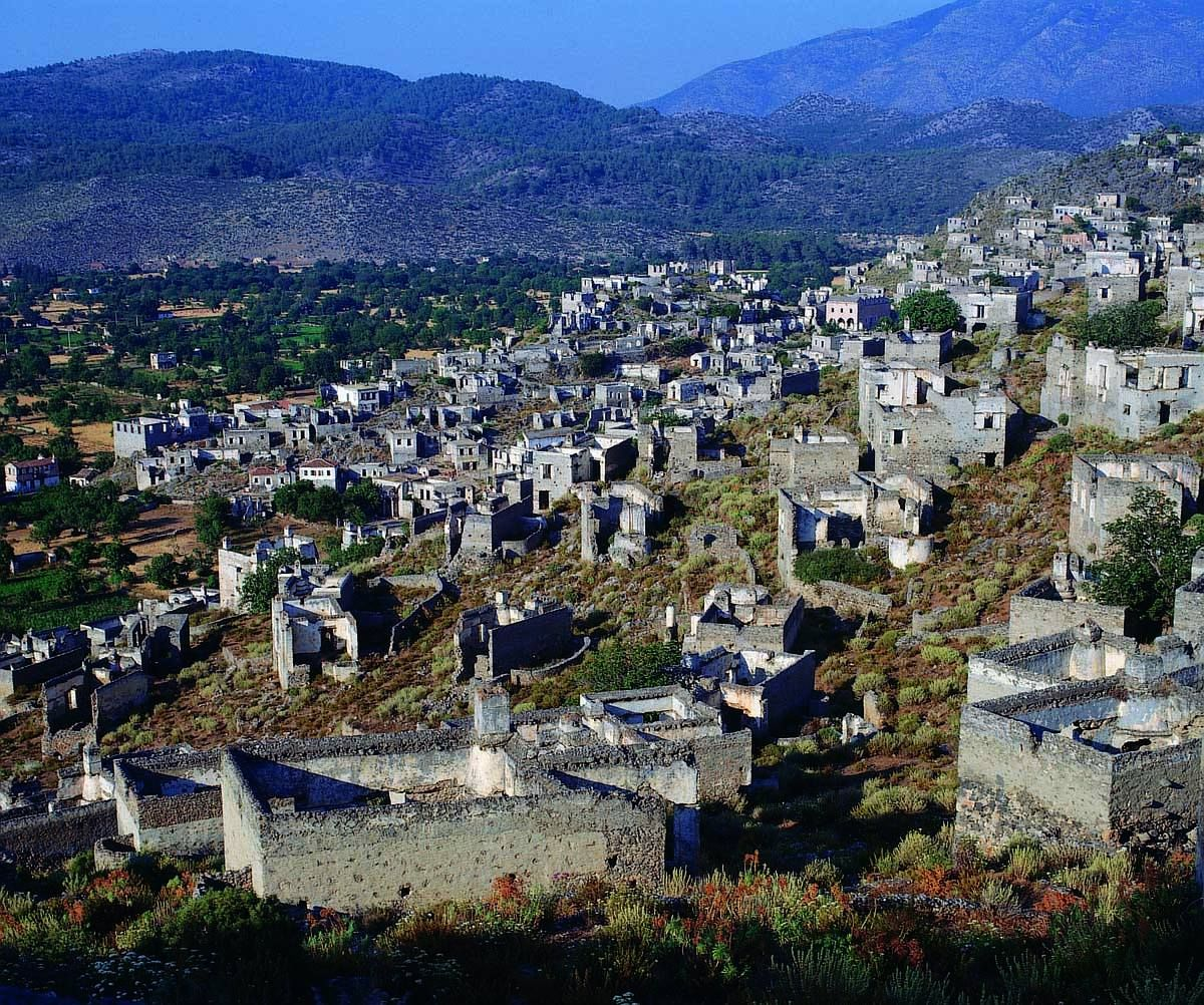 Legendary Village Near #Fethiye