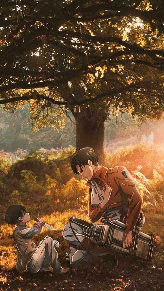 One shots /Kagome/ - Levi