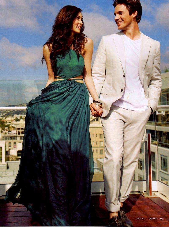 Prom dress trends gerald