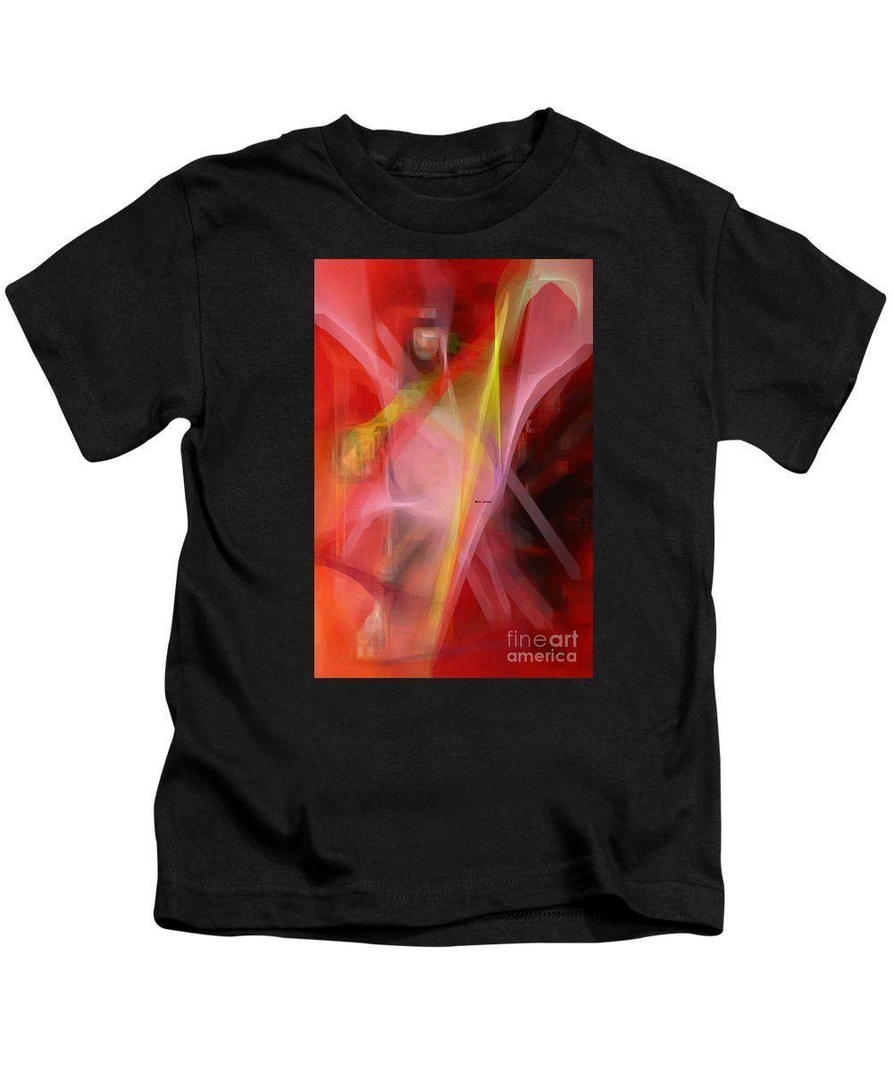 Kids T-Shirt - Abstract 9626