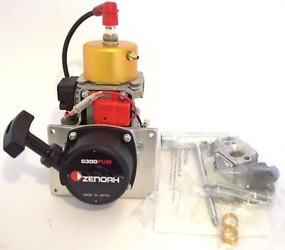 Details about 29cc 2 Stroke Petrol Marine Gas Engine for