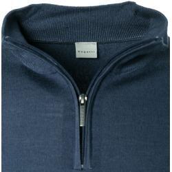 Photo of bugatti sailor sweater men, new wool, blue Bugatti