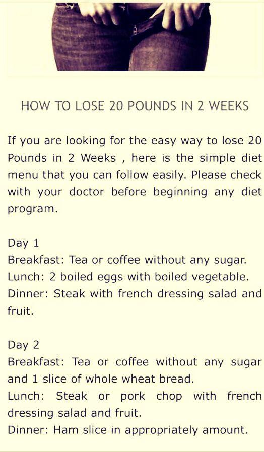 Dietas para adelgazar rapido 20 kilos to lbs
