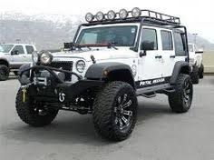 Image Result For Gobi Rack And Large Round Lights Jeep Cars Jeep Wrangler Unlimited Jeep