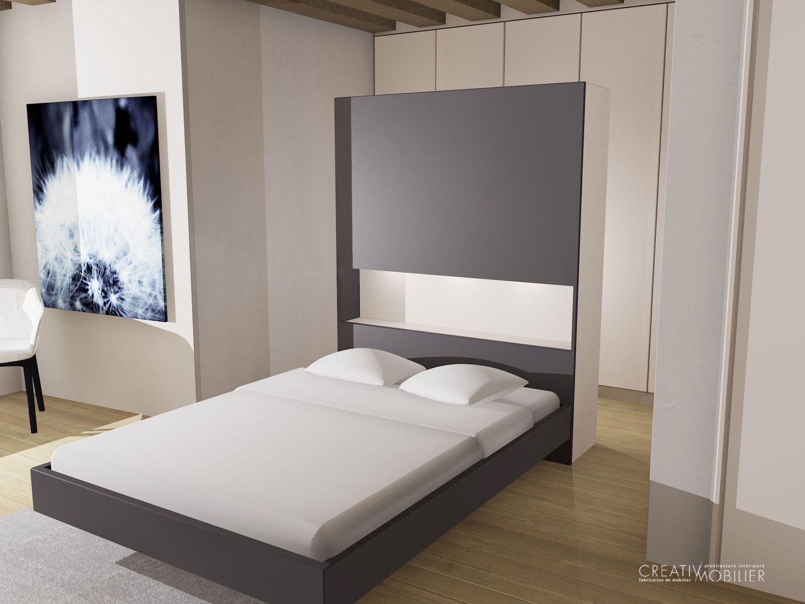 Pourquoi ne pas installer une tête de lit dans votre chambre ? #tetedelit #chambre #decoration #madeifrance