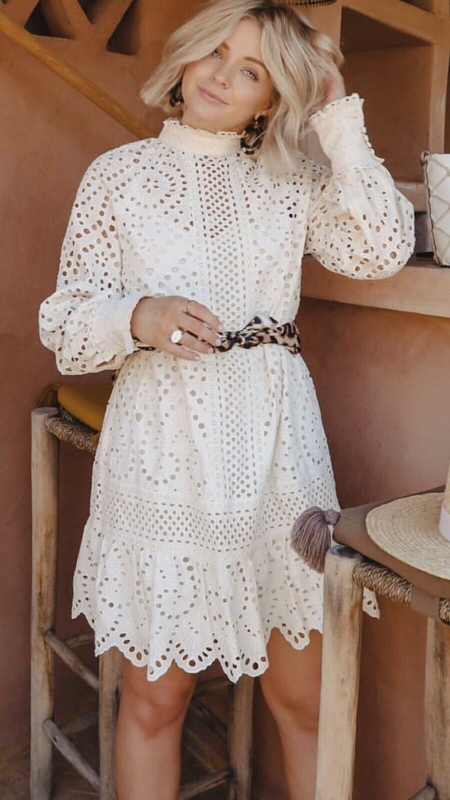 Https Www Ebay Co Uk Itm Bnwt H M Trend Broderie Anglaise Tunic Cream Dress Bloggers Sold Out Uk Large L 264312399525 Hash Item3d8a3f26a5 G 21aaaoswdp Vestidos